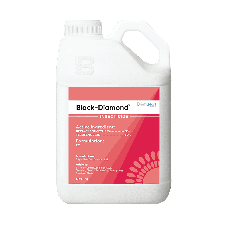 [ Black-Diamond ] BETA-CYPERMETHRIN + TEBUFENOZIDE