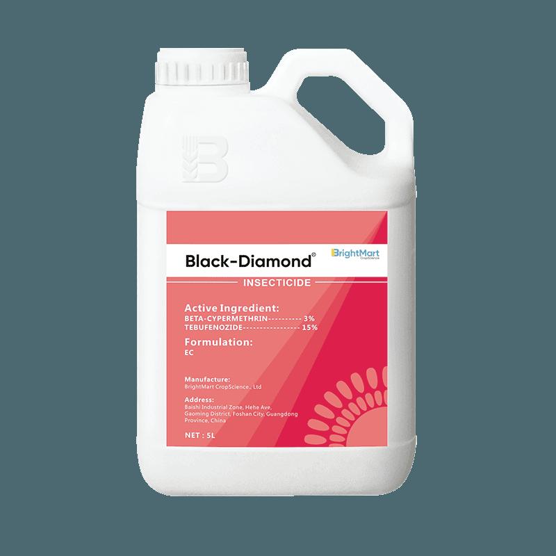 [ Black-Diamond ] BETA-CYPERMETHRIN + TEBUFENOZIDE