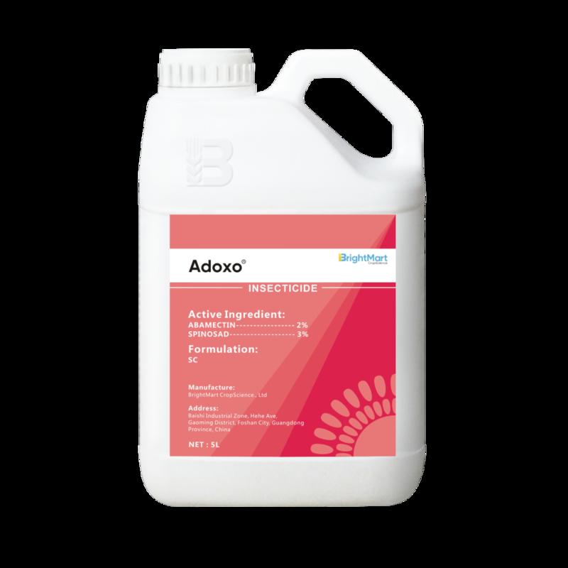 [ Adoxo ] ABAMECTIN + SPINOSAD