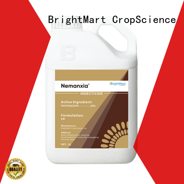 BrightMart groundnut selective herbicide from China for farm