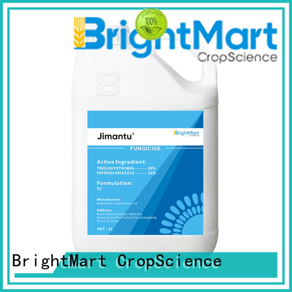 BrightMart certificated systemic fungicide from China for farm