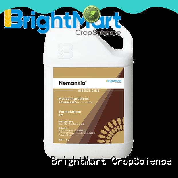 BrightMart excellent nematode treatment factory for crops