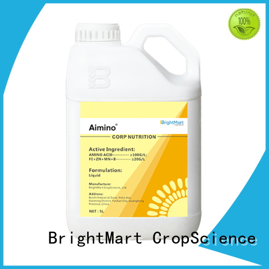 BrightMart reliable beans selective herbicide factory price for farm