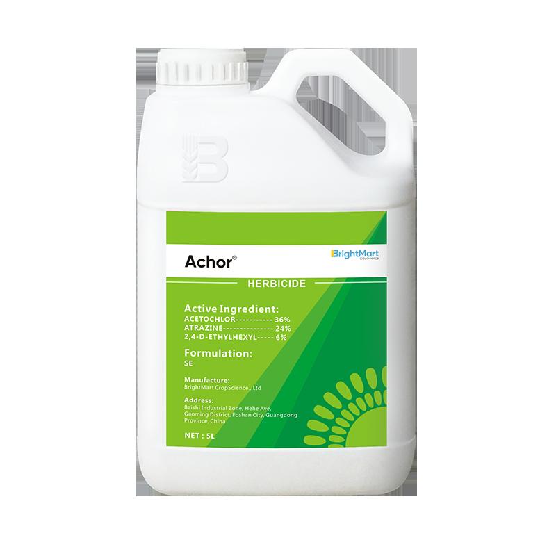 [ Achor ] ACETOCHLOR + ATRAZINE + 2,4-D-ETHYLHEXYL