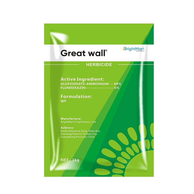 [ Great wall ] GLUFOSINATE-AMMONIUM + FLUMIOXAZIN