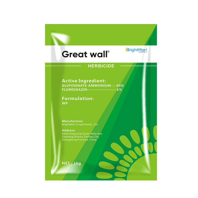 [ Great wall ] GLUFOSINATE-AMMONIUM + FLUMIOXAZIN