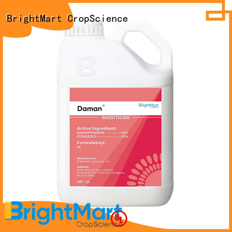 BrightMart apple herbicide factory price for farm