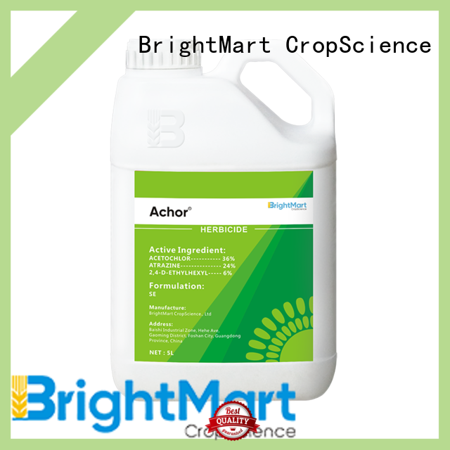 BrightMart excellent ground clear weed killer with good price for farm