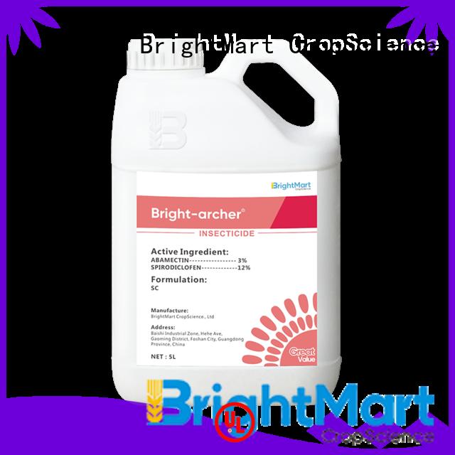 BrightMart practical citrus molluscide factory price for crops