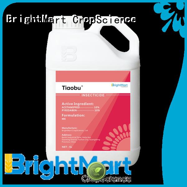 pesticide manufacturer for garden BrightMart