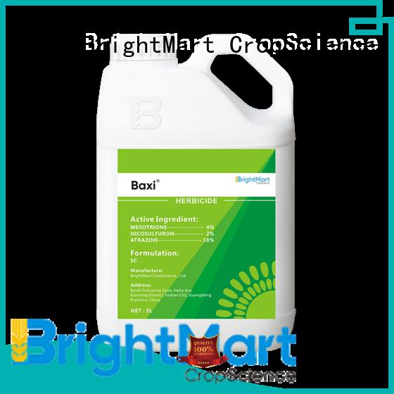banvel herbicide factory for farm BrightMart