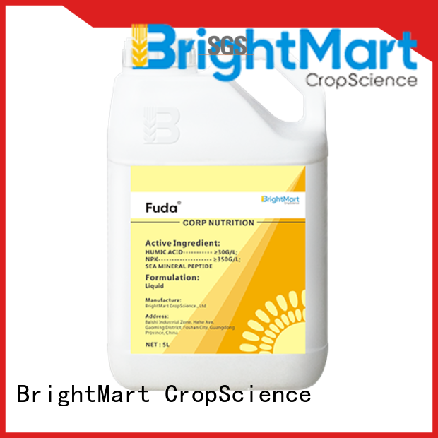 BrightMart beans fungicide factory price for crops