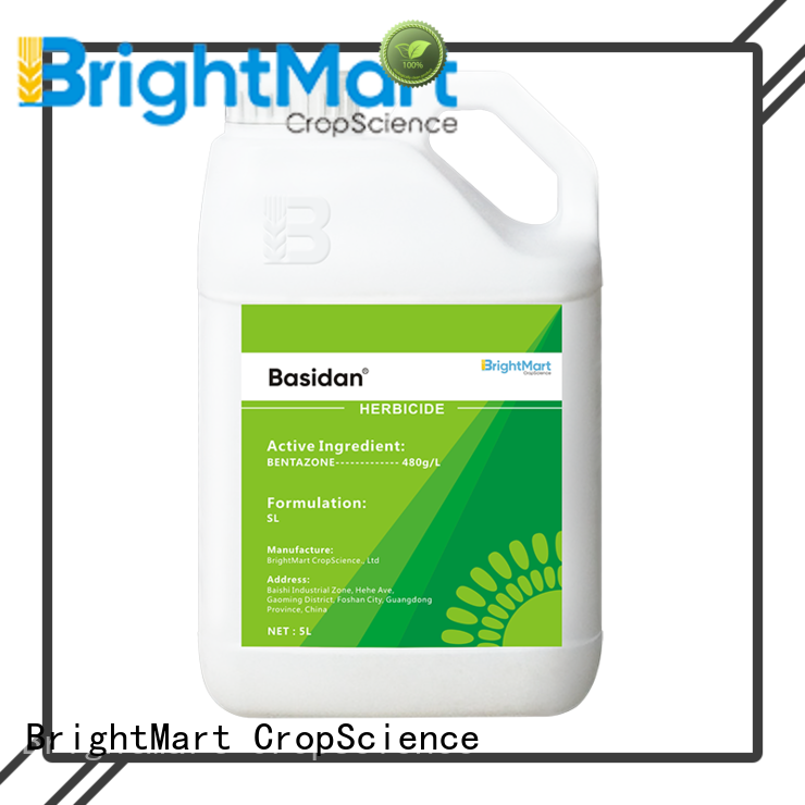 BrightMart weed control with good price for farm