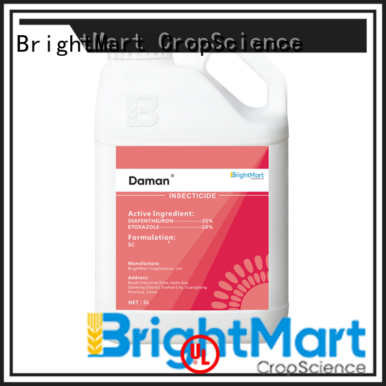 BrightMart cotton nutrition factory price for agriculture