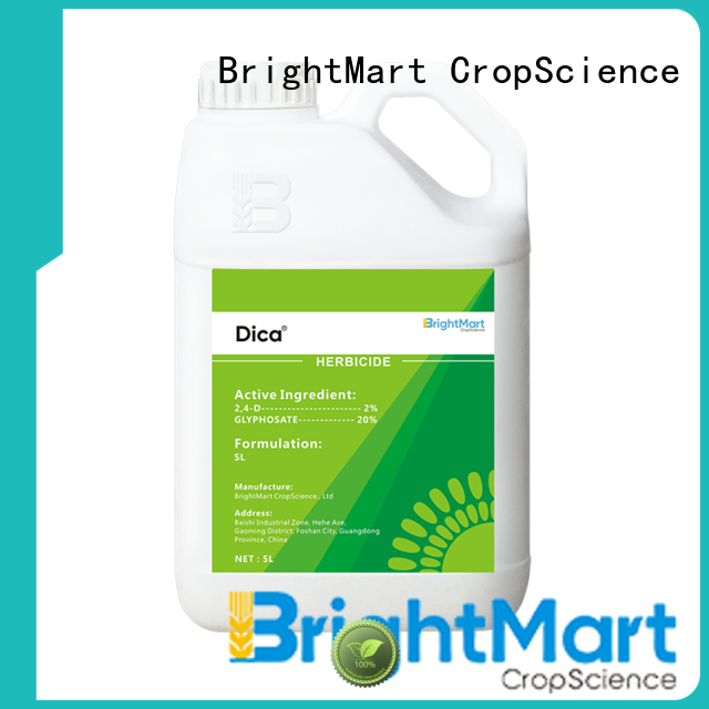 BrightMart industrial weed killer factory for agriculture