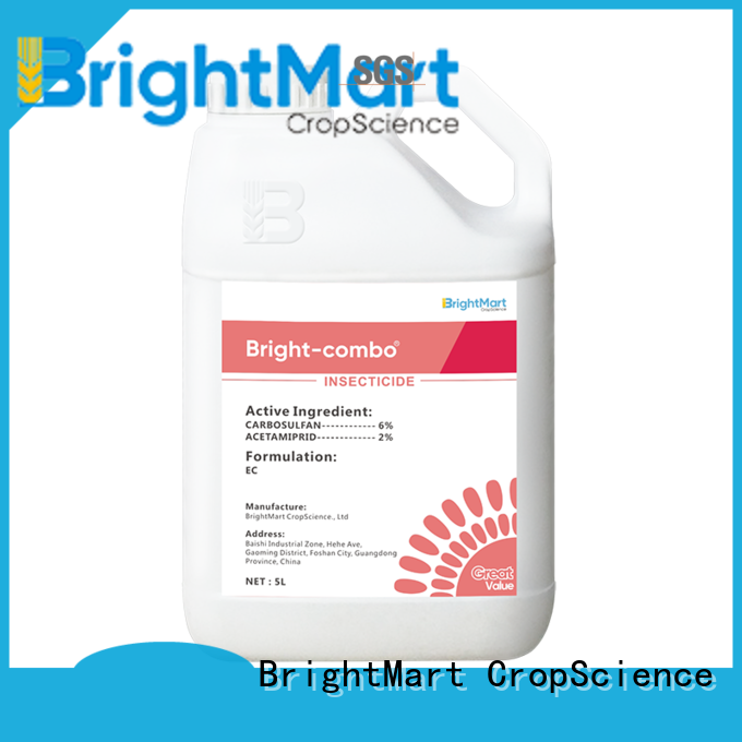BrightMart quality maize fungicide personalized for agriculture