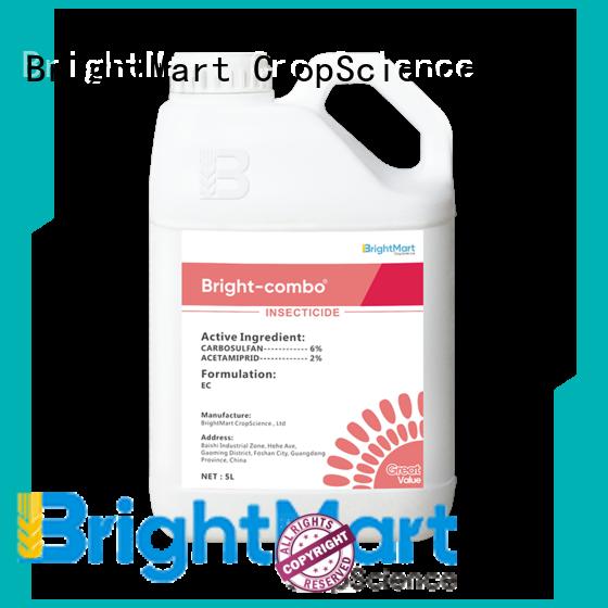 BrightMart pulses selective herbicide factory price for garden