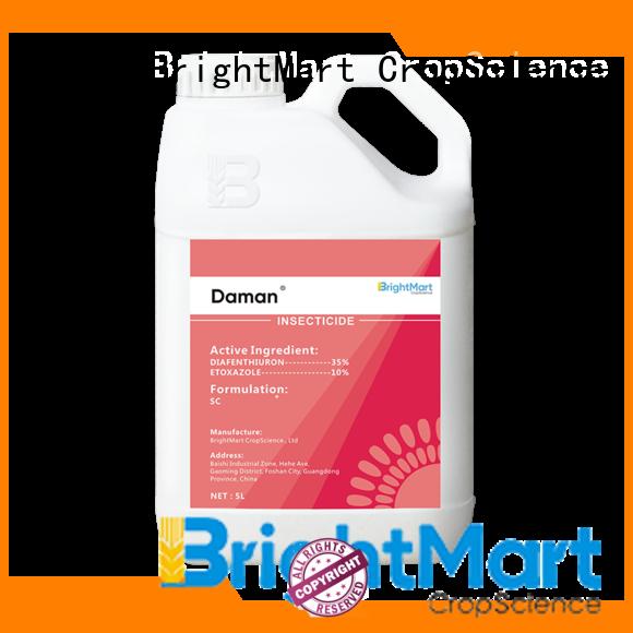 BrightMart practical citrus selective herbicide supplier for crops