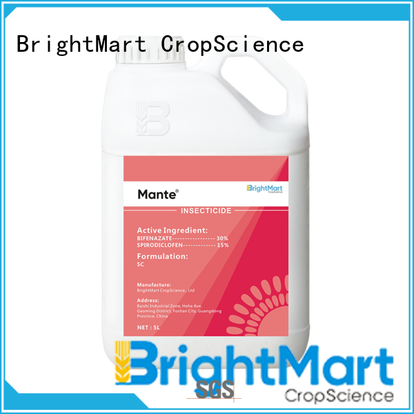 BrightMart approved cucumber weed killer for agriculture